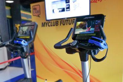 Life Fitness'ın VR teknolojisi, Türkiye'de ilk kez bir fitness kulübünde!