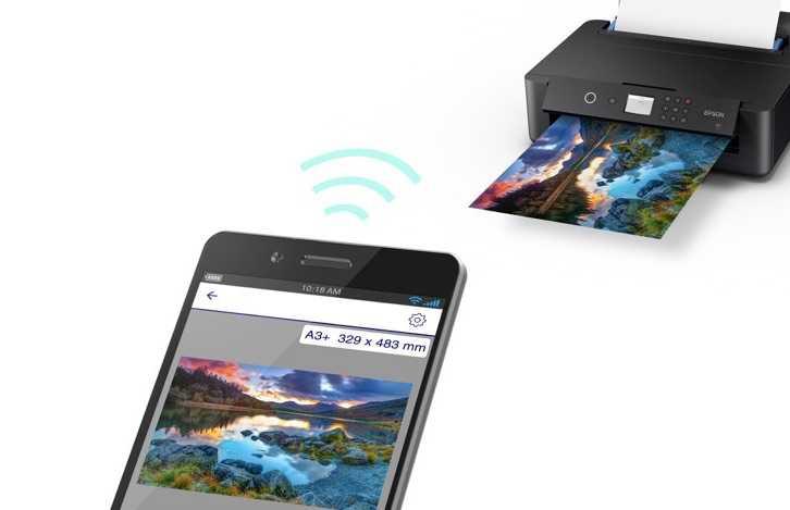 Mini mini bir fotoğraf yazıcısı: Epson XP-15000