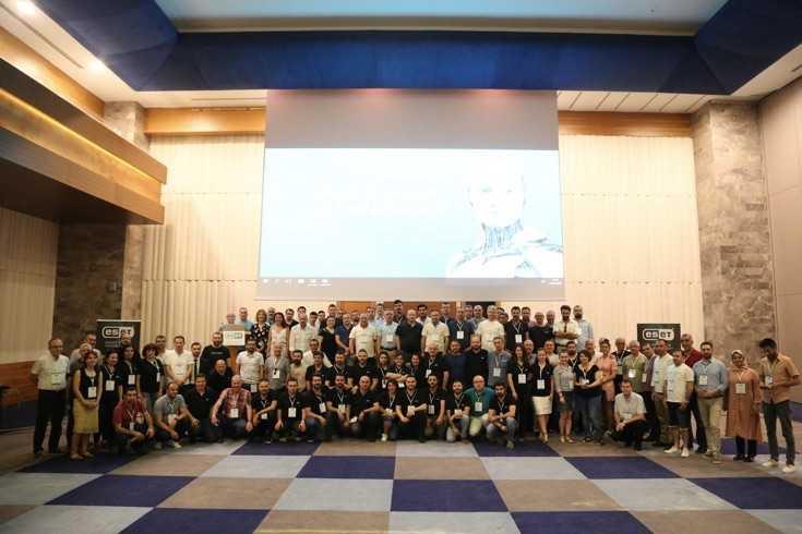 ESET çözüm ortaklarıyla Kıbrıs'ta buluştu
