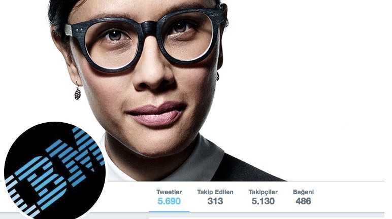 IBM Türk 5 bininci takipçisine ulaştı