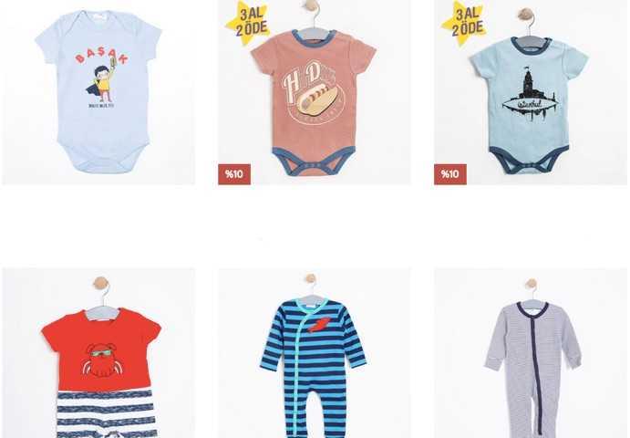 Yeni Doğan Bebek Kıyafetleri