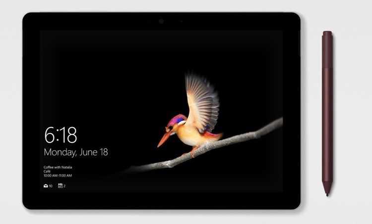 Microsoft Surface Go tanıtıldı! İşte özellikleri…