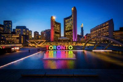 Google Toronto'daki akıllı şehir konseptini hayata geçiriyor