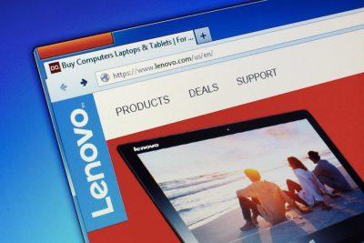 Lenovo yılın 2. çeyreğinde çift haneli büyüme gerçekleştirdi