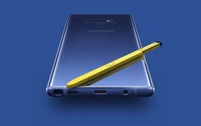 Samsung Galaxy Note 9 tanıtıldı! Merak ettiğiniz her şey…
