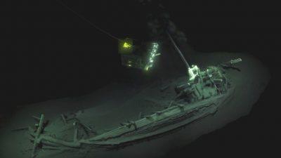 Karadeniz'de keşfedilen 2400 yıllık gemi, bilim dünyasını şaşırttı #BilimZamanı