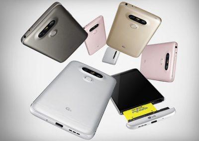 LG G5'e Android 8.0 Oreo güncellemesi geldi