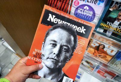 Yılın teknoloji vizyoneri: Elon Musk