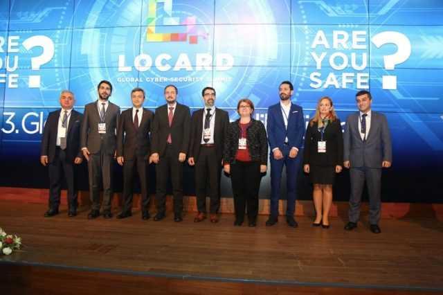 TeknolojiTuru.com'un sponsorları arasında yer aldığı LOCARD Güvenlik Zirvesi tamamlandı