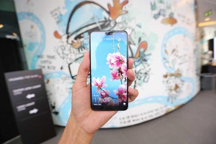 Huawei P30 Pro ekranı hakkında en yeni bilgiler…