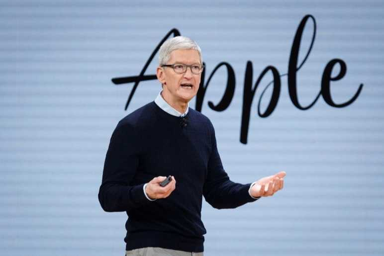Apple CEO'su Tim Cook'un 2018 yılı geliri belli oldu