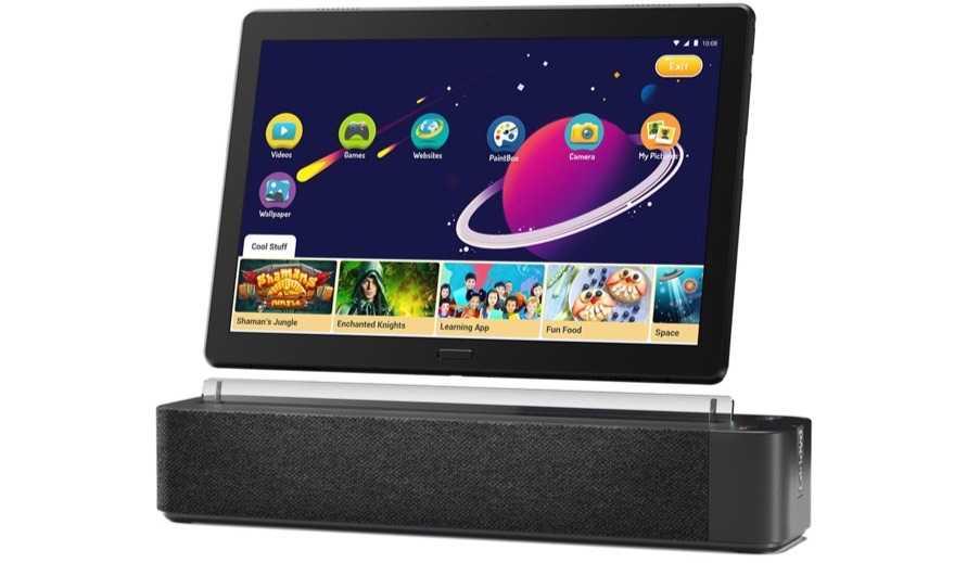 2'si 1 arada Android tablet Lenovo Smart Tab ile tanışın