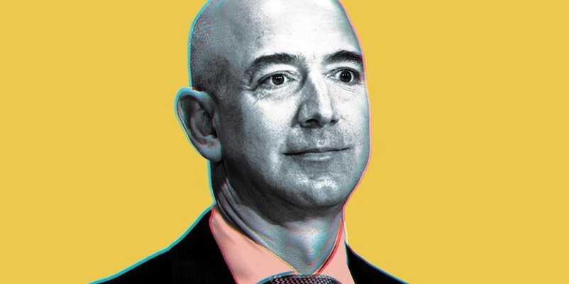 Jeff Bezos'tan sürpriz açıklama