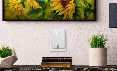 Yüksek performanslı Wi-Fi menzil genişletici Zyxel WRE6602 satışa sunuldu