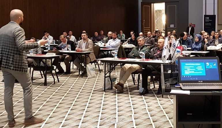 ESET, Trabzon'da iş ortaklarıyla buluştu
