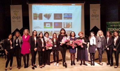 Zyxel 2030 Yılı Teknoloji Öngörülerini, Doğa Koleji Öğrencileri ile Paylaştı