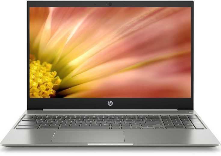 HP'nin ilk 15 inç Chromebook'unda 449 dolara tam boyutlu bir klavye ve IPS dokunmatik ekran bulunuyor
