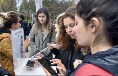 General Mobile 20 üniversitede 1,3 milyon genç ile bir araya geldi