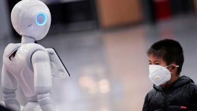 Koronavirüs, insanların bakımı ile ilgili robotlar için dönüm noktası olacak