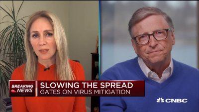 """Bill Gates: """"Koronavirüs salgını Haziran ayında daha iyi bir seviyeye gelebilir"""""""