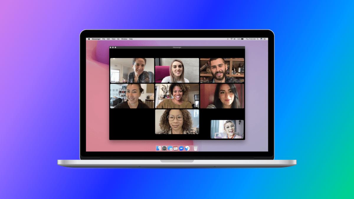 Facebook Messenger masaüstü uygulaması, Windows ve Mac için kullanıma sunuldu