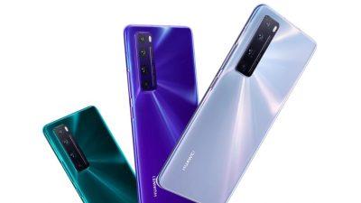 Huawei Nova 7 Pro tanıtıldı! Kamera performansı dikkat çekiyor