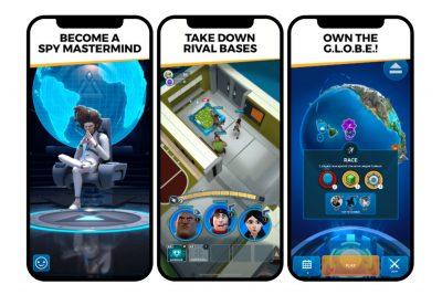 Epic Games'in eğlenceli mobil oyunu Spyjinx ile tanışın