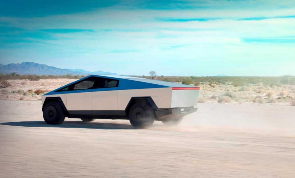 Elon Musk'un yeni aracı Tesla Cybertruck suda yüzebilecek