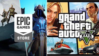 Epic Games ücretsiz oyunlar ile Steam'le mücadele ediyor