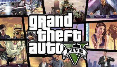 GTA 5 ücretsiz oluyor! Epic Store'dan ücretsiz indirilecek