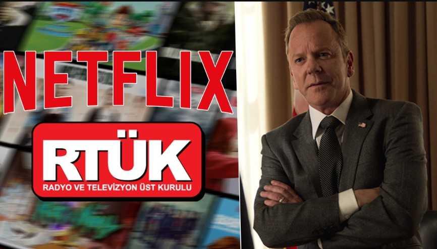 Netflix Türkiye'den sansür! Designated Survivor bölümü yayından kaldırıldı