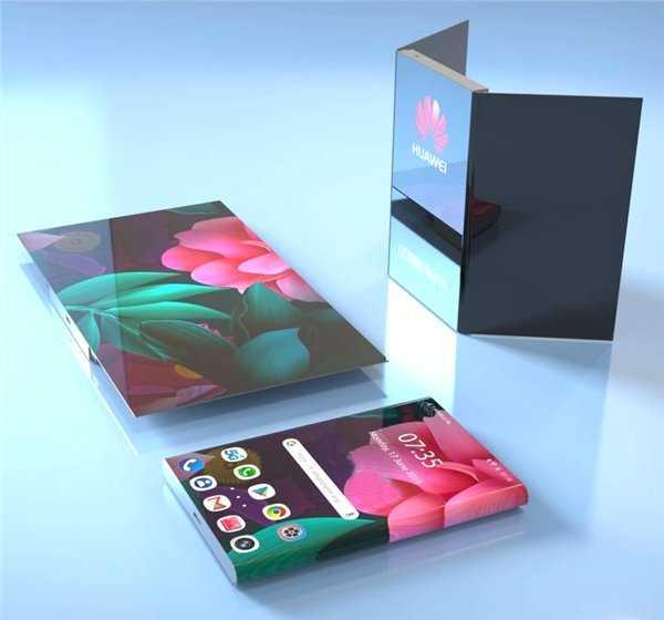 Katlanabilir Akıllı Telefon Geliyor: Huawei Patentini Aldı!