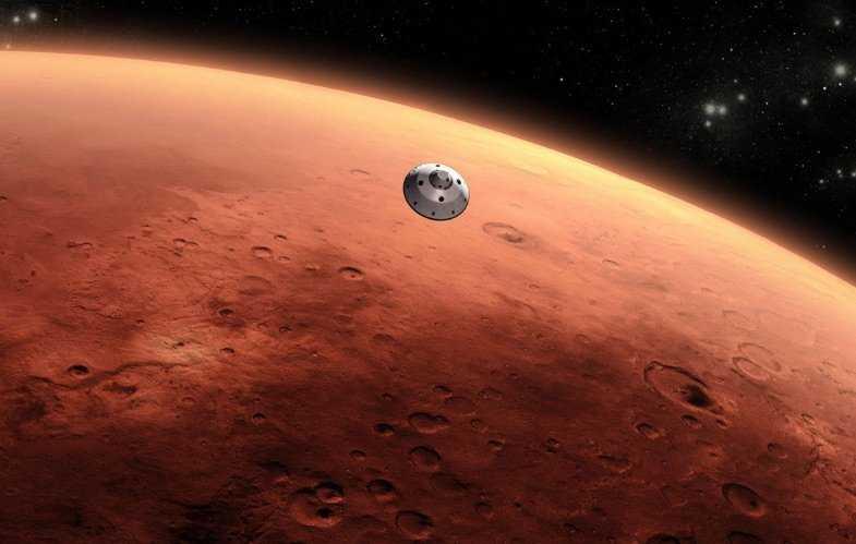 NASA Astronotların Yanında Mars'a Gönderileceklerin Listesini Açıkladı