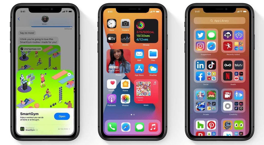Yepyeni Özellikleriyle iOS 14 Nasıl İndirilir?