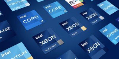 İşte Intel'in Yeni Logosu
