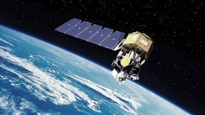 NASA Uydusu Dünya'ya Çakıldı