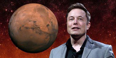 Elon Musk SpaceX'in Mars'a Gideceği Tarihi Açıkladı