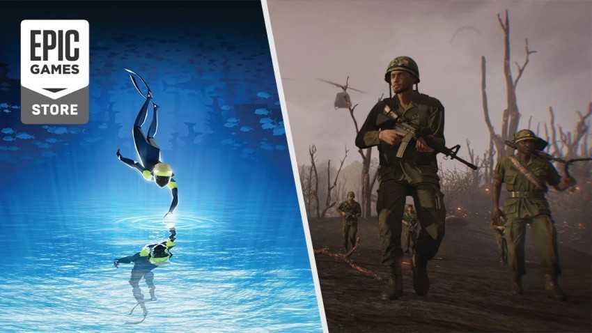 70 TL Değerinde İki Oyun Epic Store'da Ücretsiz Oldu