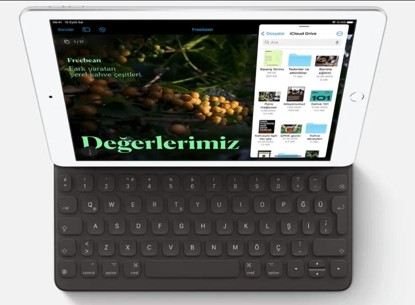 Yeni iPad Uygun Başlangıç Fiyatıyla Türkiye'de Satışta