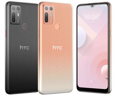 HTC Desire 20+ Tanıtıldı | HTC Küllerinden Doğuyor