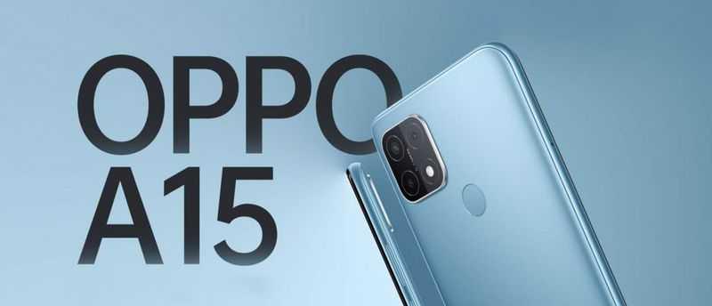 OPPO A15, Bütçe Dostu Fiyatı ile Resmen Tanıtıldı