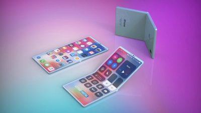 Katlanabilir iPhone, 2022 Yılında Gelebilir