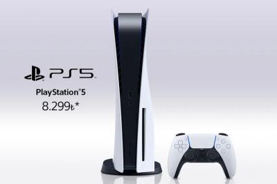 PlayStation 5 Türkiye'de Satışa Çıktı | İşte Türkiye Fiyatı