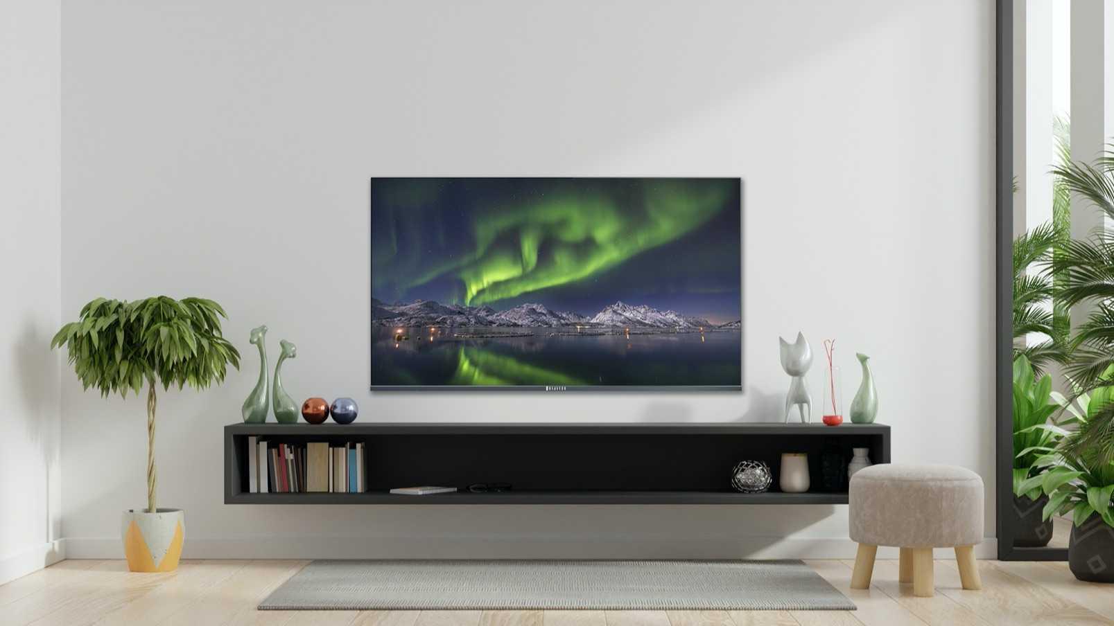 "Dijitsu'dan 65"" 4K Android TV Deneyimi"