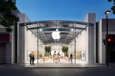 Apple, İngiltere Ve Kaliforniya Mağazalarını Kapattı