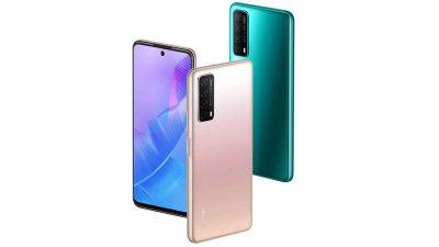 Bütçe Dostu Huawei Enjoy 20 SE Duyuruldu