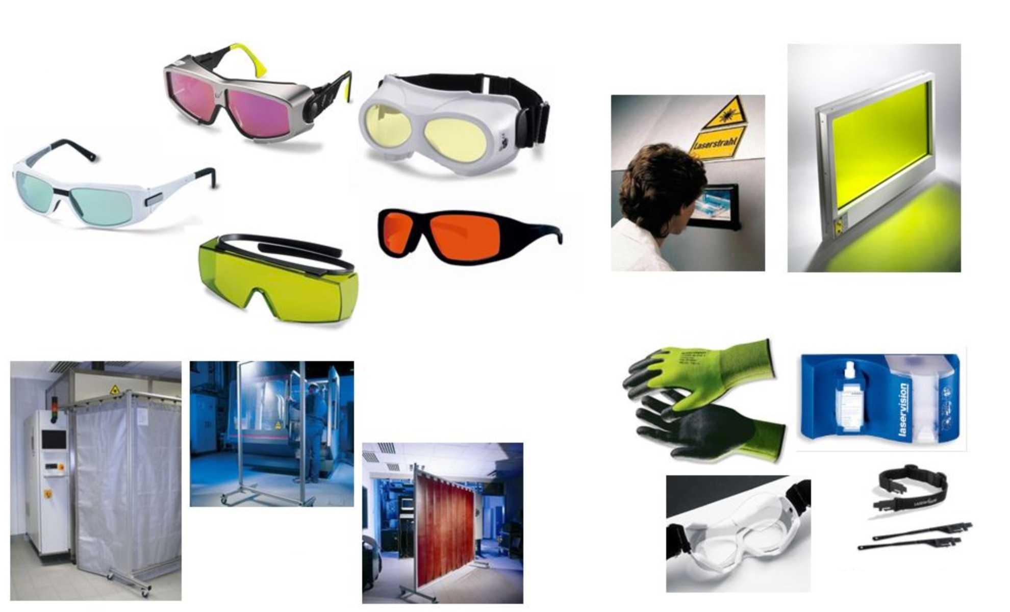 Lazer Koruma Gözlükleri ve Ekipmanları Hakkında Her Şey