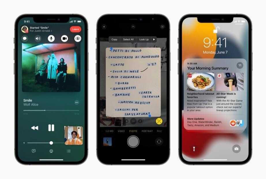 Şaşırtıcı Yenilikleri ile iPhone'un Geleceği: iOS 15